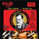 Snark Sigmund Freuds Celluloid Picks - (Pack of 12)