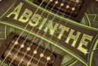 DBZ Barchetta Absinthe Rock Guitar