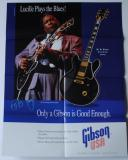 Gibson The Artist/ES Collection and BB King Poster Catalogue