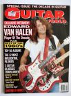 Guitar World Magazine - Feb1990 - Van Halen