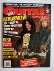 Guitar World Magazine - Mar. 1990 - Areosmith/M Schenker