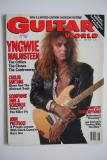 Guitar World Magazine - June 88 - Y. Malmsteen
