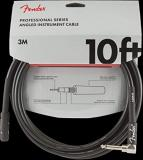 Fender Professional Series Angled Cable - Black