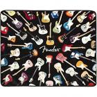 Fender Electric Guitar Throw Blanket (50 X 60 inches)