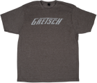 Gretsch Heathered  T-Shirt - Grey/Brown