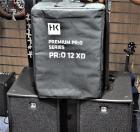 H&K Audio Powered PA system 3600 watts