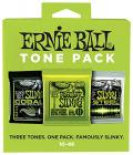 Ernie Ball Regular Electric Guitar String Tone Pack (10-46)