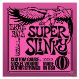 Ernie Ball Super Slinky Electric Guitar Strings  (Gauge 09-42)