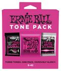 Ernie Ball Super Slinky Electric Guitar String Tone Pack (9-42)
