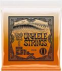 Ernie Ball Ukulele Strings - Clear (2329)