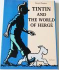 Tin Tin and The World of Herge - large paperback